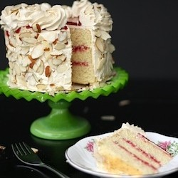 Brown Butter Layer Cake