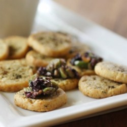 Caesar's Sables and Tapenade