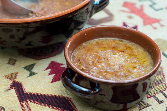 Carabaccia (Tuscan Onion Soup) recipesSocial Cooking Engine