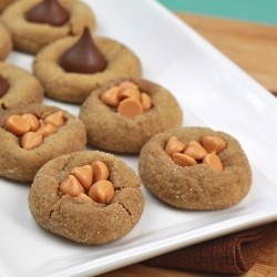 Chewy Perfect Gingersnaps