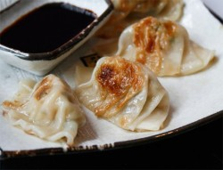 Chicken Cabbage Spring Onion Gyoza