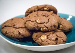 Chocolate Multi-Chip Cookies
