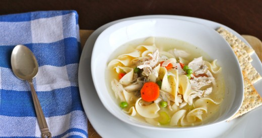 Classic Chicken Soup Recipe