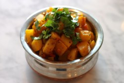 Classic Indian Potato Curry