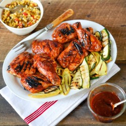 Easy BBQ Chicken