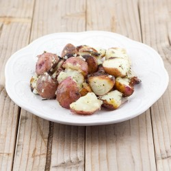 Fried Potatoes With Thyme