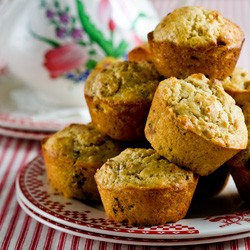 Great Grain Muffins
