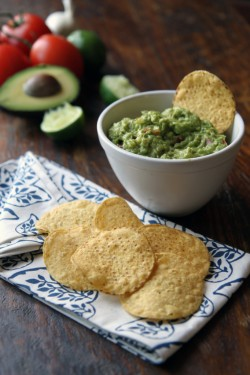 Guacamole with Cumin and Garlic