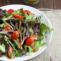 Hoisin Vinaigrette