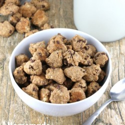 Homemade Cookie Cereal