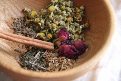 Homemade Herbal Infusion Tea