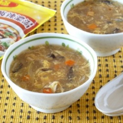 Hong Kong Style Hot and Sour Soup