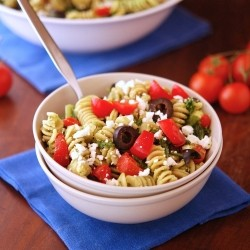 Kale Pasta Salad Recipe