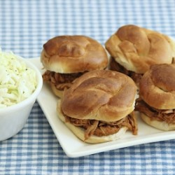 Lean and Mean Pulled Pork Barbecue