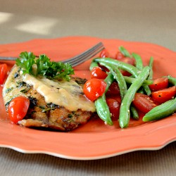 LemonGarlic Tilapia Green Beans Recipe