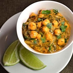 Lighter Chickpea