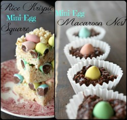 Mini-Egg Easter Treats