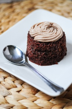 Moist Eggless Chocolate Cake