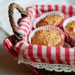 Orange and Ginger Muffins