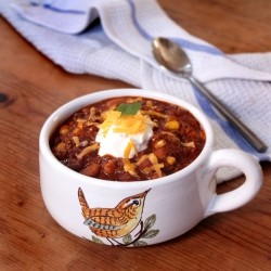 Rainy Day Chili
