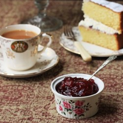 Strawberry and Red Currant Jam