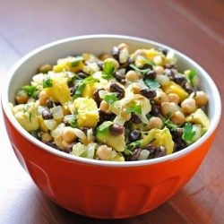 Summertime Bean Salad