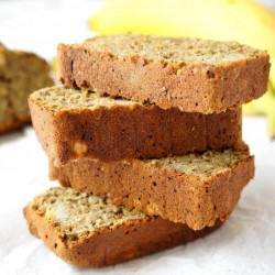 Superfood Protein Banana Bread