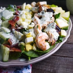 Surf and Turf Cobb Salad