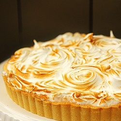 Tangy Lemon Meringue Pie Recipe