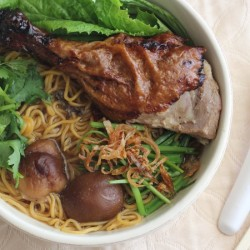Vietnamese Roasted Duck Soup