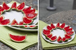 Watermelon Jelly Shots Recipe