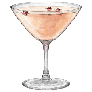 White Cranberry Cosmopolitan Recipe