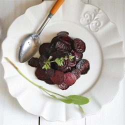Beautiful Balsamic Beets