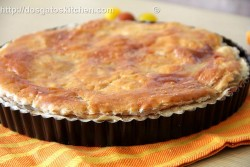 Beef Pie with Eggplants