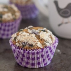 Bouchon Bakery Blueberry Muffins Recipe