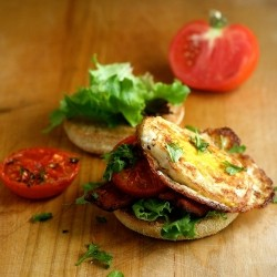 Breakfast BLT Sandwich Recipe
