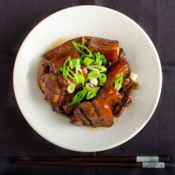 Buta No Kakuni – Braised Pork Belly