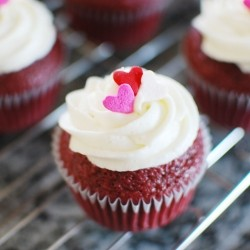Butter vs Oil in Red Velvet Cupcakes