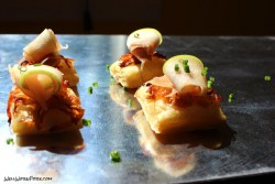 Caramelized Shallot Hors D'oeuvre