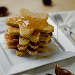 Chestnuts Pancakes