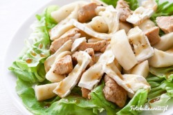 Chicken and Pear Salad