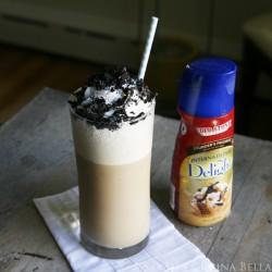 Chocolate Brownie Coffee Frappe Recipe