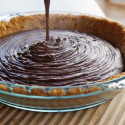 "Chocolate Pie from ""The Help"""