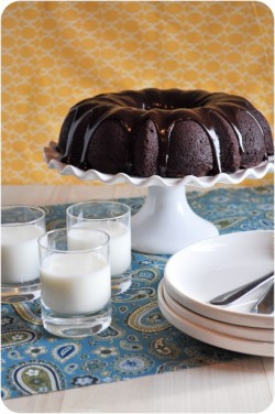 Chocolate Tunnel of Fudge Cake Recipe