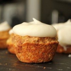 Cinnamon Roll Mini Muffins