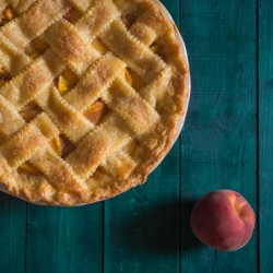 Classic Peach Pie Recipe