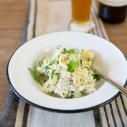 Farmers Market Potato Salad Recipe