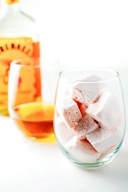 Fireball Whisky Marshmallows