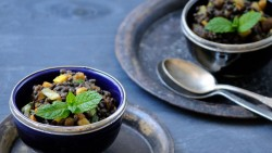 Fruity Lentil Salad