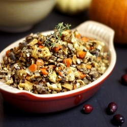 Grain Free Stuffing for Thanksgiving